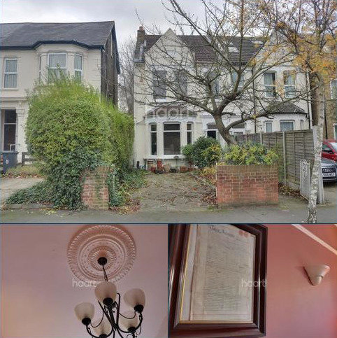 4 bedroom terraced house for sale - Wallwood Road