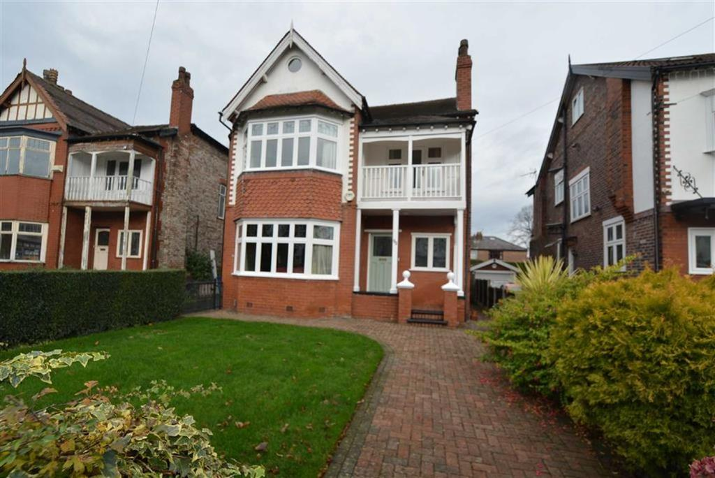 4 Bedrooms Detached House for sale in Derbyshire Lane, STRETFORD