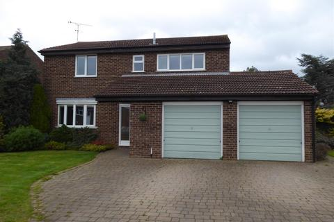 4 bedroom detached house for sale - Lawrence Close, Barton Seagrave, Kettering