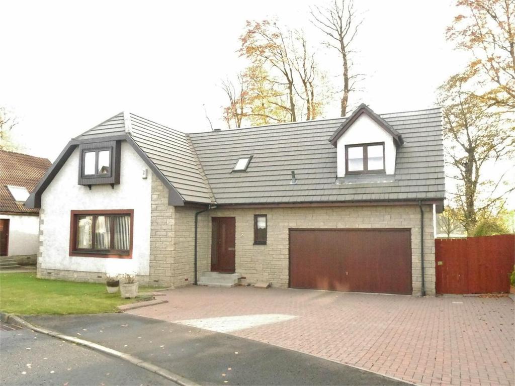 4 Bedrooms Detached House for sale in 8 Auld Mart Wynd, Milnathort, Kinross, Kinross-shire