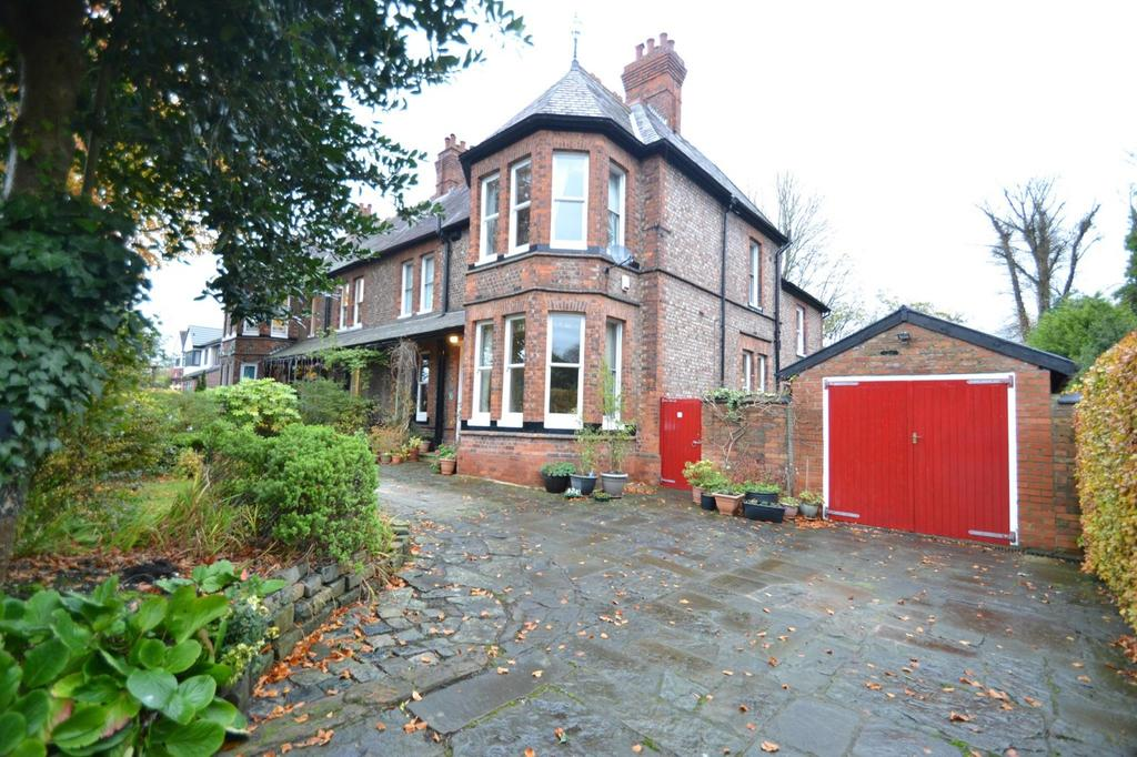 4 Bedrooms Semi Detached House for sale in Dane Road, Sale