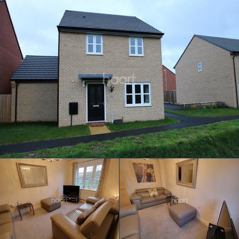 3 bedroom detached house for sale - Hunter Road, Whetstone, Leicester