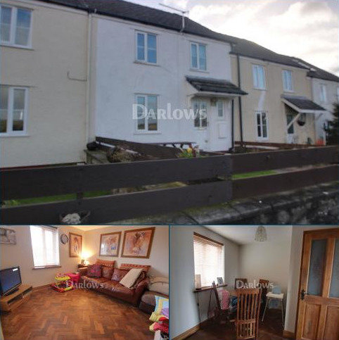 3 bedroom terraced house for sale - Brecon Park Cottages, Llanelly Hill, Monmouthshire