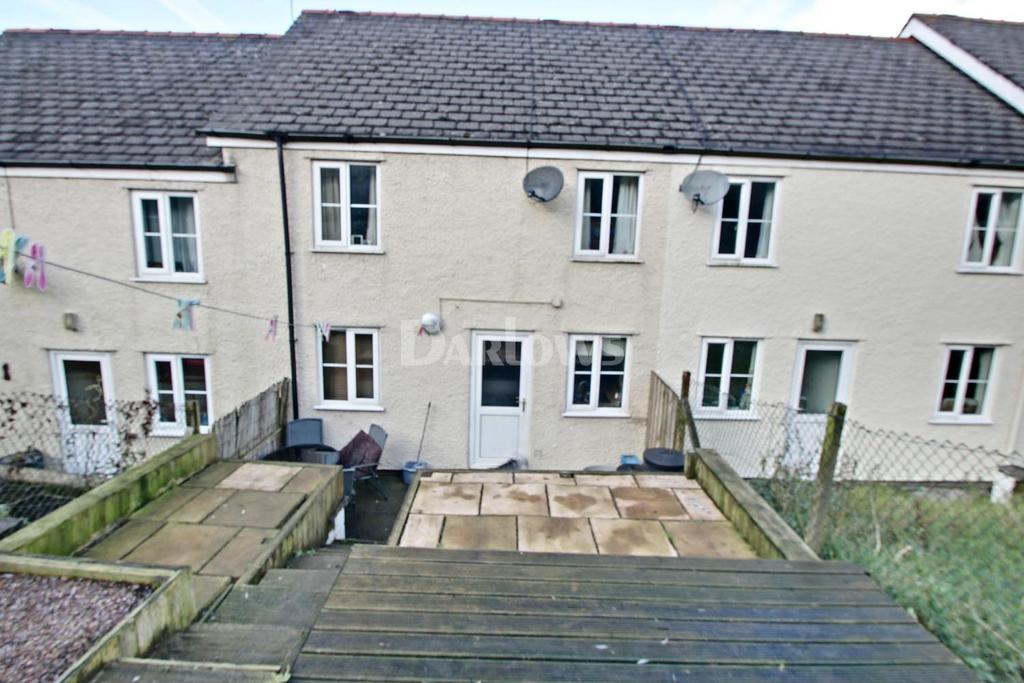 3 Bedrooms Terraced House for sale in Brecon Park Cottages, Llanelly Hill, Monmouthshire