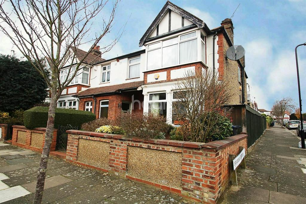 4 Bedrooms End Of Terrace House for sale in Rosebery Gardens, West Ealing