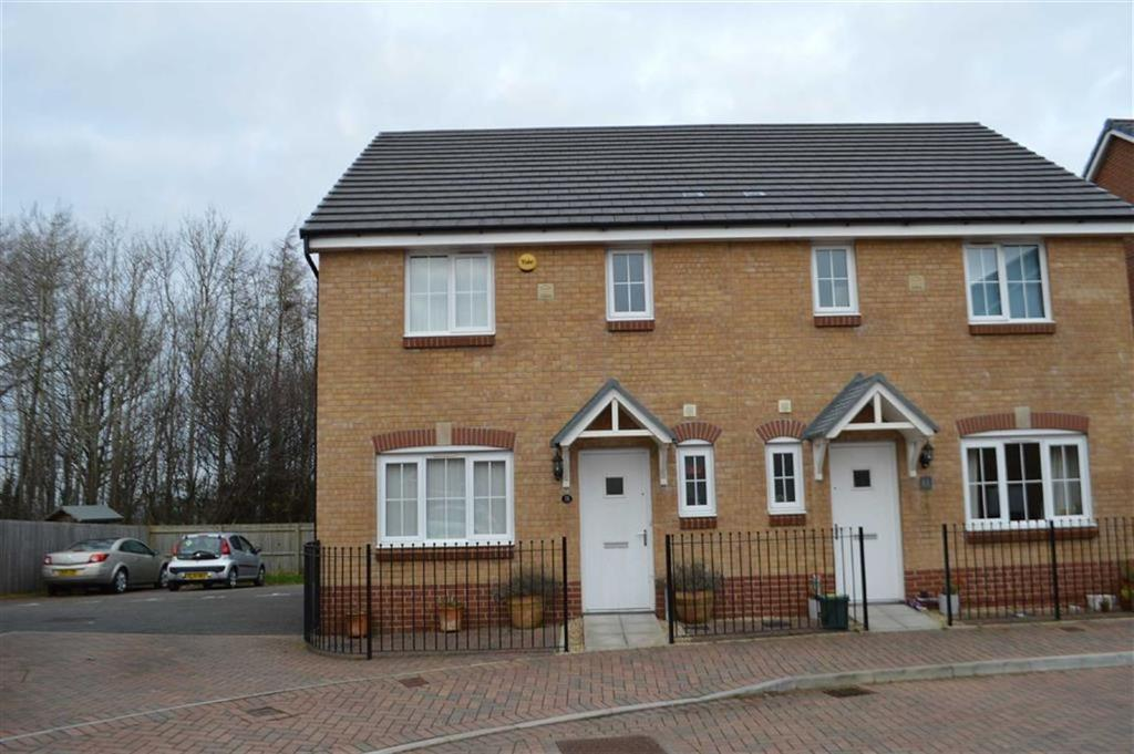 3 Bedrooms Semi Detached House for sale in Brynderwen, Swansea, SA2