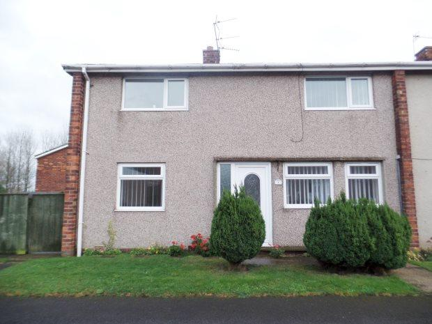 3 Bedrooms Semi Detached House for sale in NOTTINGHAM PLACE, PETERLEE, PETERLEE