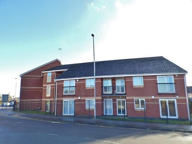 2 Bedrooms Flat for sale in Timperley Court, Widnes