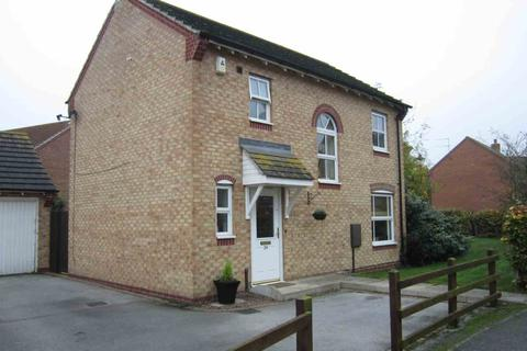 3 bedroom detached house to rent - Oak Tree Drive, Witham St Hughs, Lincoln, LN6 9UY