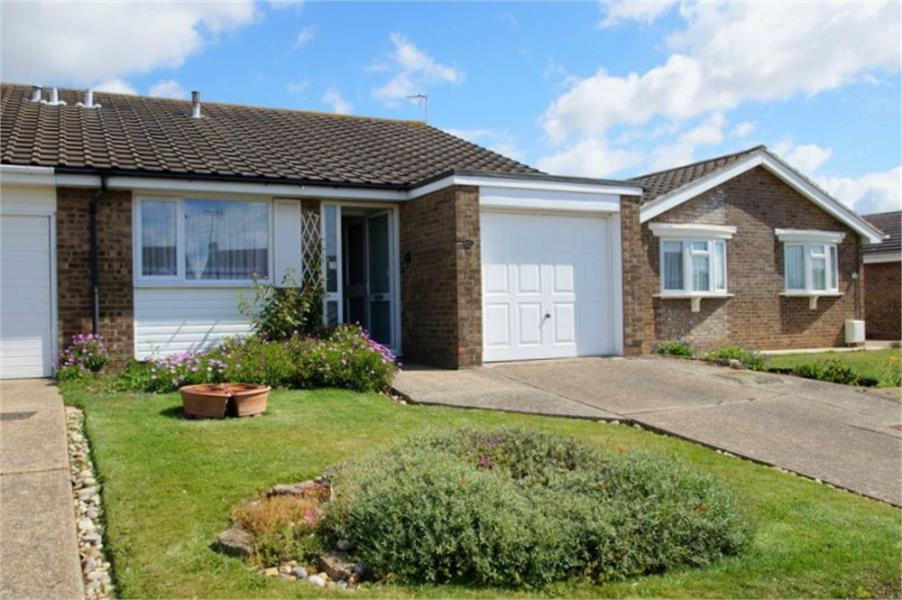 2 Bedrooms Bungalow for sale in Sycamore Way, Kirby Cross