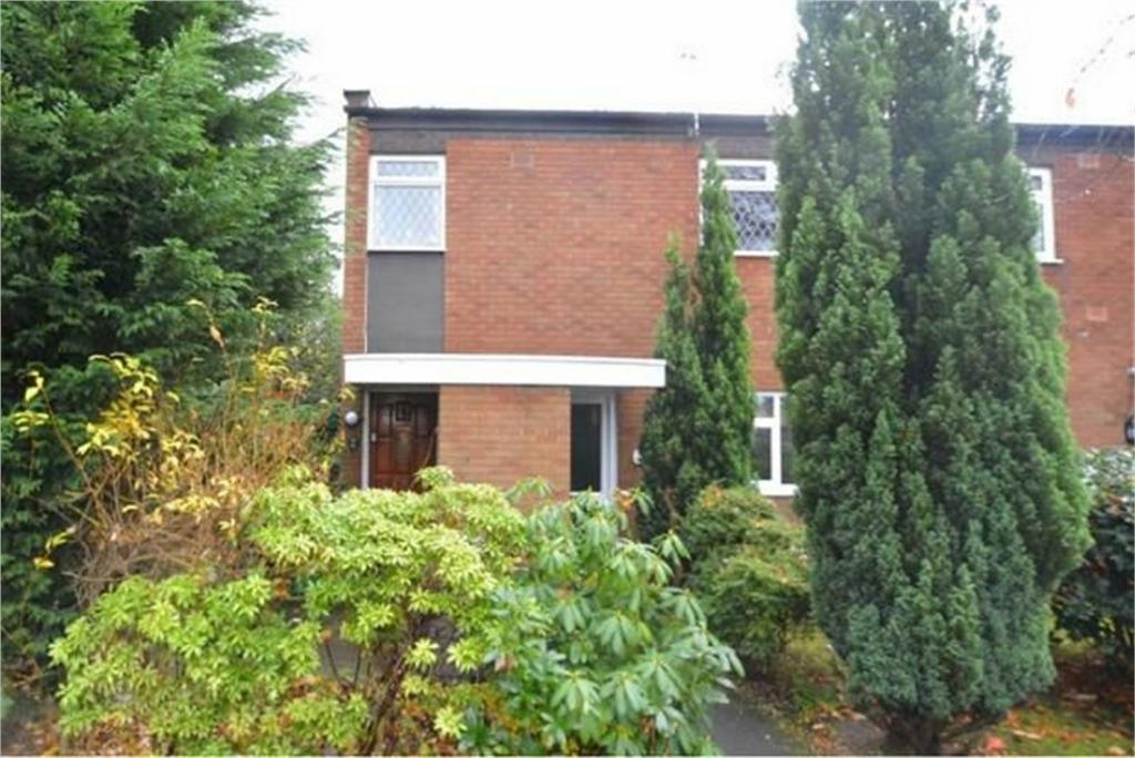 2 Bedrooms Flat for sale in Beechfield Close, SALE, Cheshire