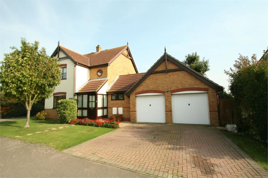 4 Bedrooms Detached House for sale in Tiptree, Essex