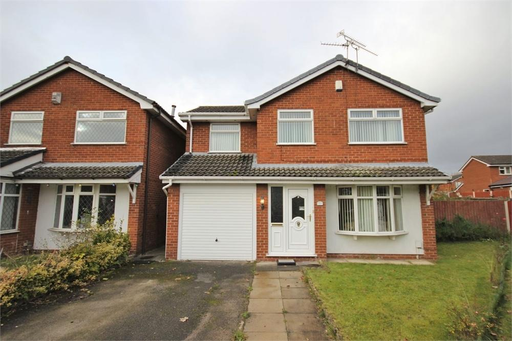 4 Bedrooms Detached House for sale in Chilington Avenue, WIDNES, Cheshire
