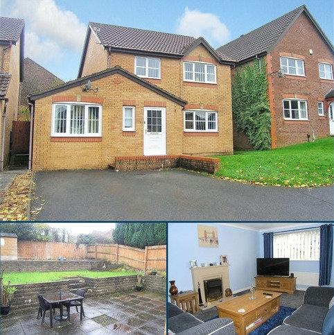 3 bedroom detached house for sale - Dartington Drive, Pontprennau, Cardiff