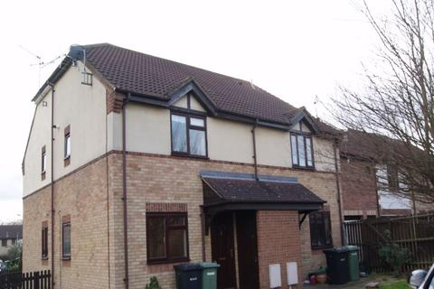 1 bedroom end of terrace house to rent - Norbury Close, Market Harborough, Leicestershire