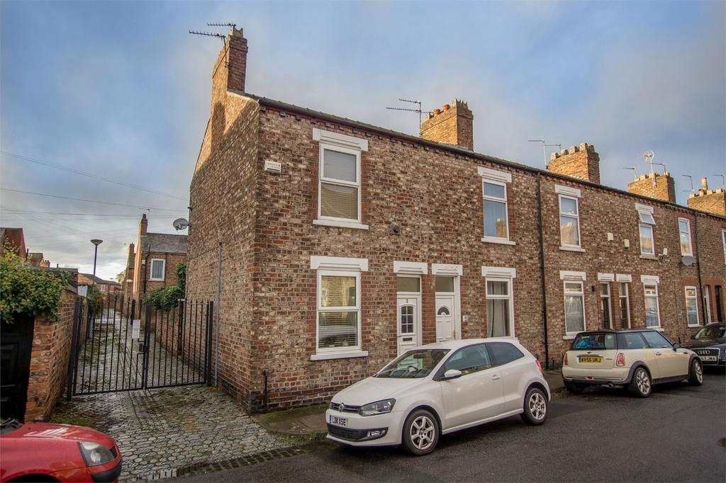 2 Bedrooms End Of Terrace House for sale in Baker Street, Burton Stone Lane, YORK