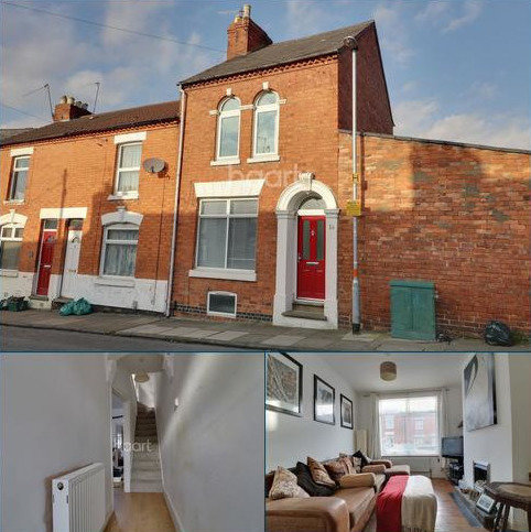 3 bedroom end of terrace house for sale - NORTHCOTE STREET, NORTHAMPTON