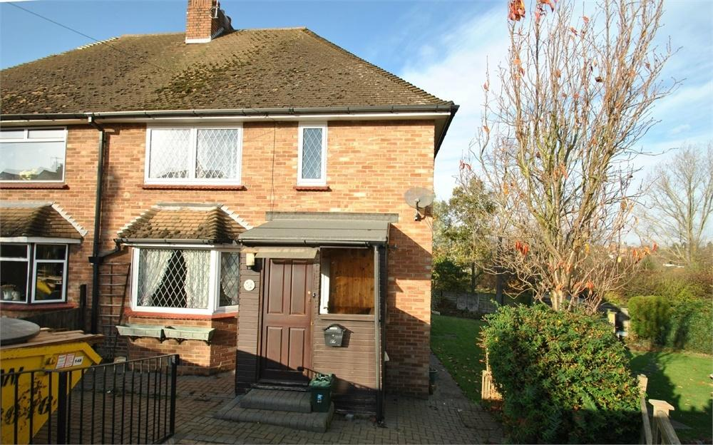 3 Bedrooms Semi Detached House for sale in Hillside Gardens, BRAINTREE, Essex