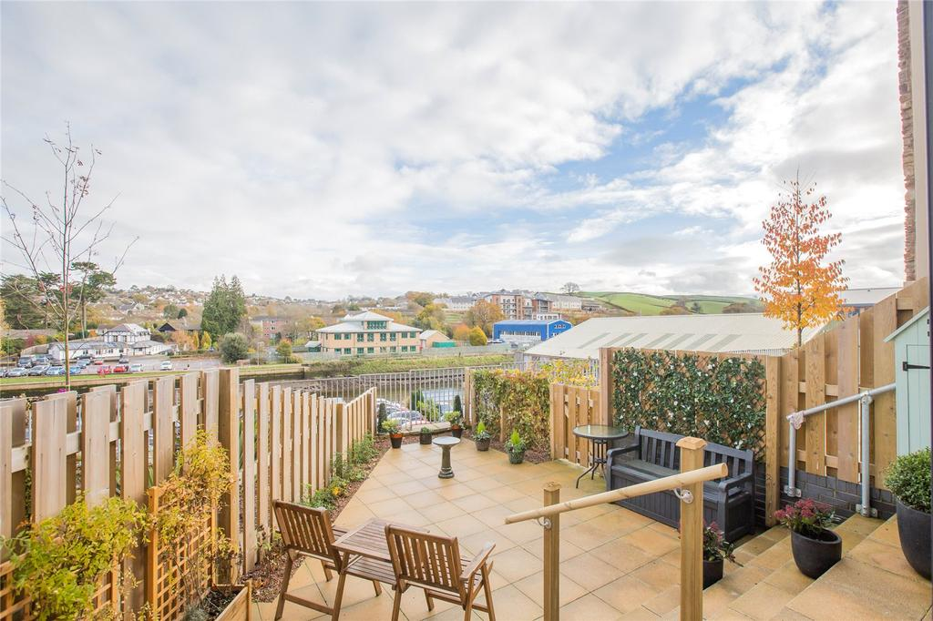1 Bedroom Apartment Flat for sale in Dart View House, Baltic Way, Totnes, TQ9
