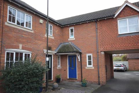 2 bedroom terraced house for sale - Clifford Avenue, Walton Cardiff, Tewkesbury, Gloucestershire