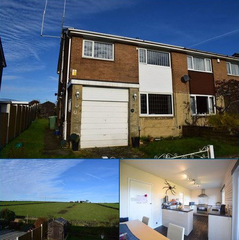 4 bedroom semi-detached house for sale - Meadow Park, Kirkheaton, Huddersfield, HD5