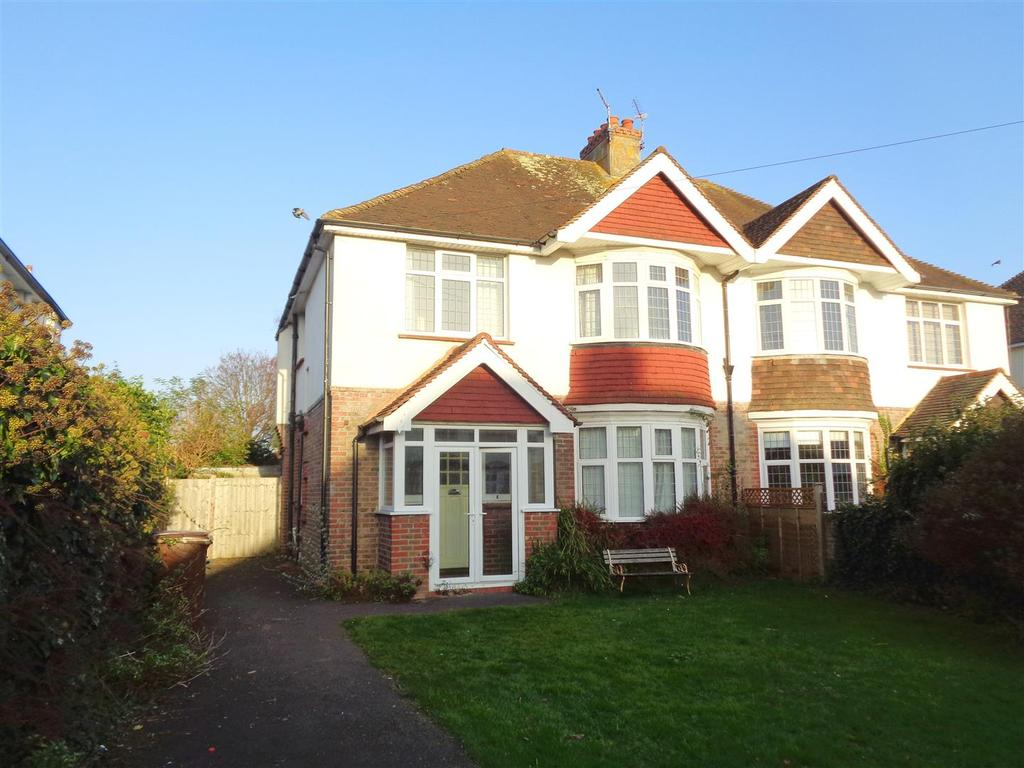 4 Bedrooms Semi Detached House for sale in Westingway, Bognor Regis