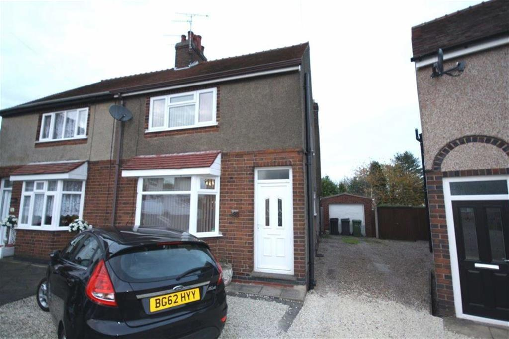 3 Bedrooms Semi Detached House for sale in Elmfield Road, Weddington, Nuneaton