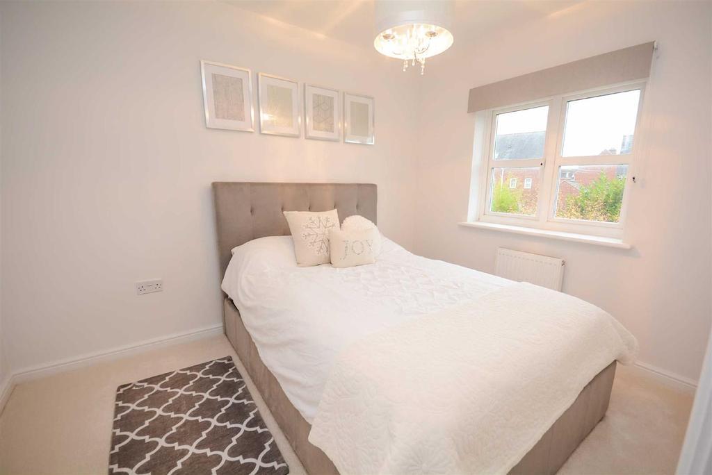 3 Bedrooms End Of Terrace House for sale in Roe Gardens, Ruddington, Nottingham