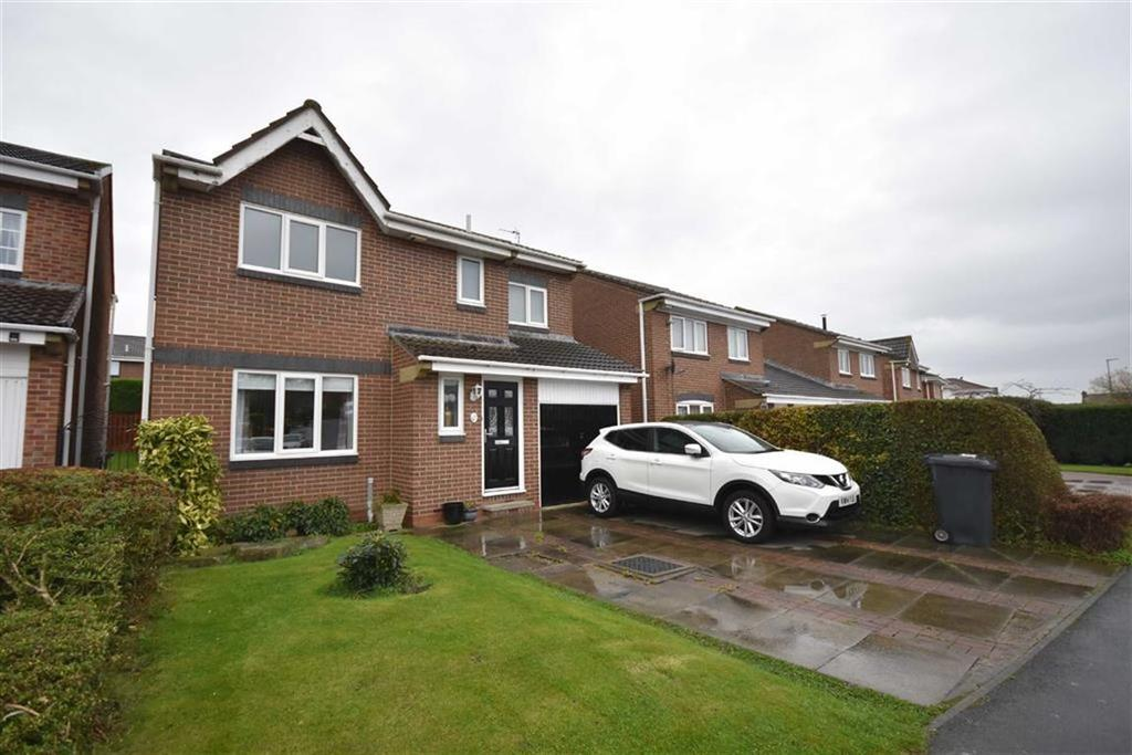 4 Bedrooms Detached House for sale in Chester le street