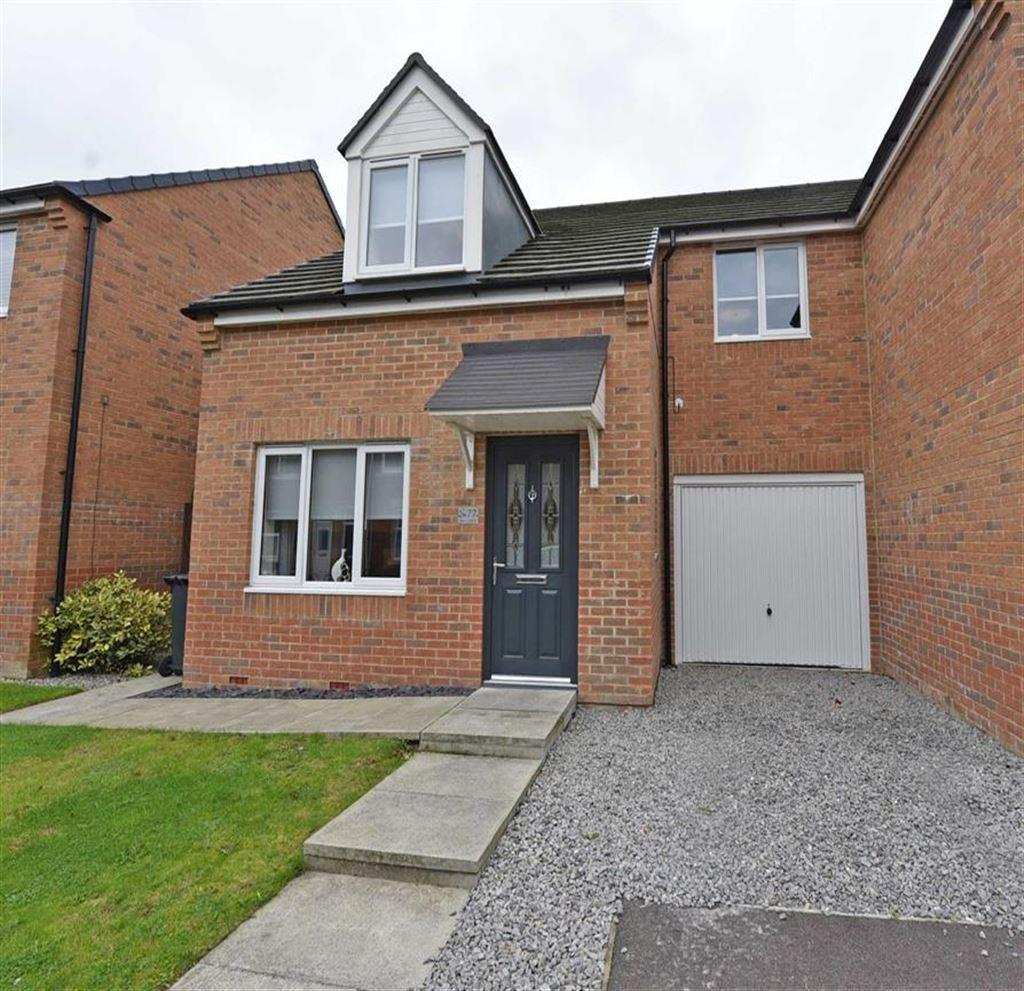 3 Bedrooms Semi Detached House for sale in Jarrow