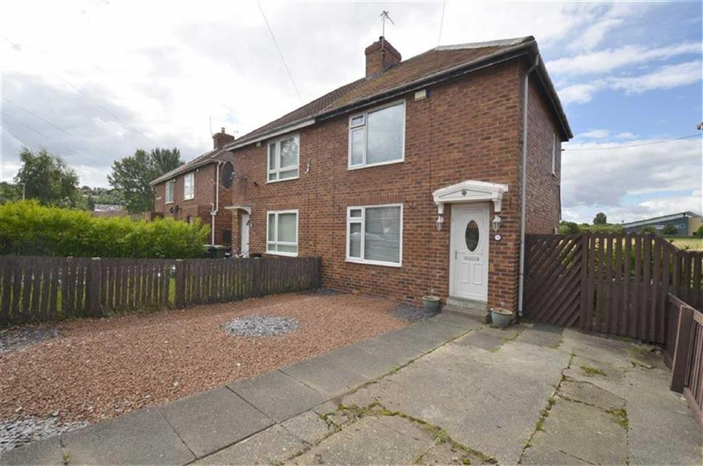 2 Bedrooms Semi Detached House for sale in Felling