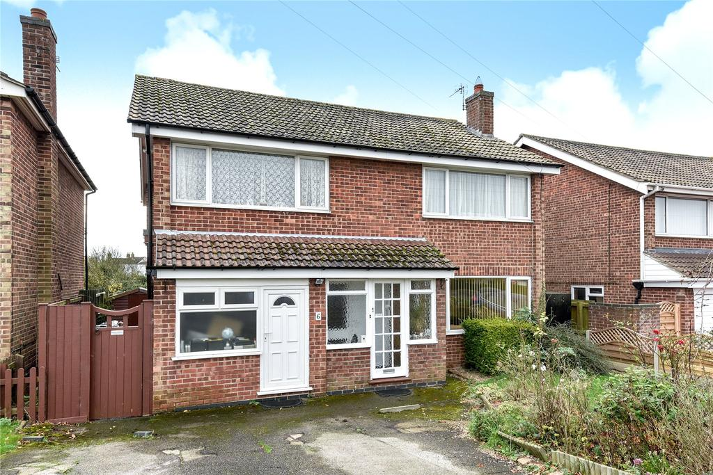 5 Bedrooms Detached House for sale in Wilkinson Road, Foston, NG32