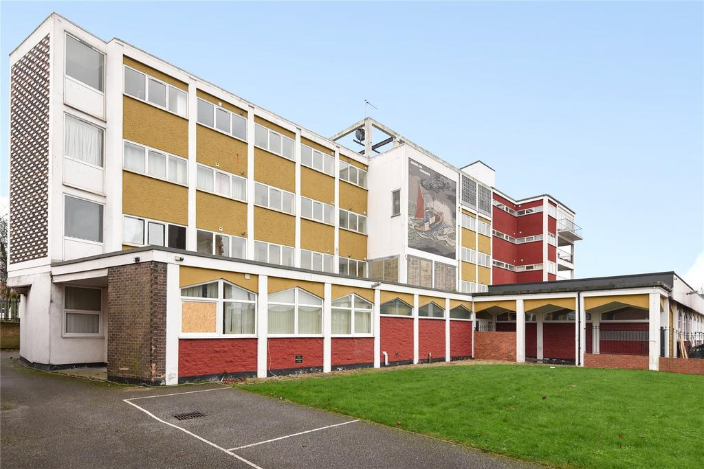 2 Bedrooms Flat for sale in Hope House, Hope Street, DN32