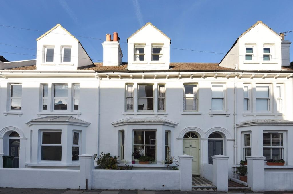 3 Bedrooms Terraced House for sale in Stanley Road Brighton East Sussex BN1