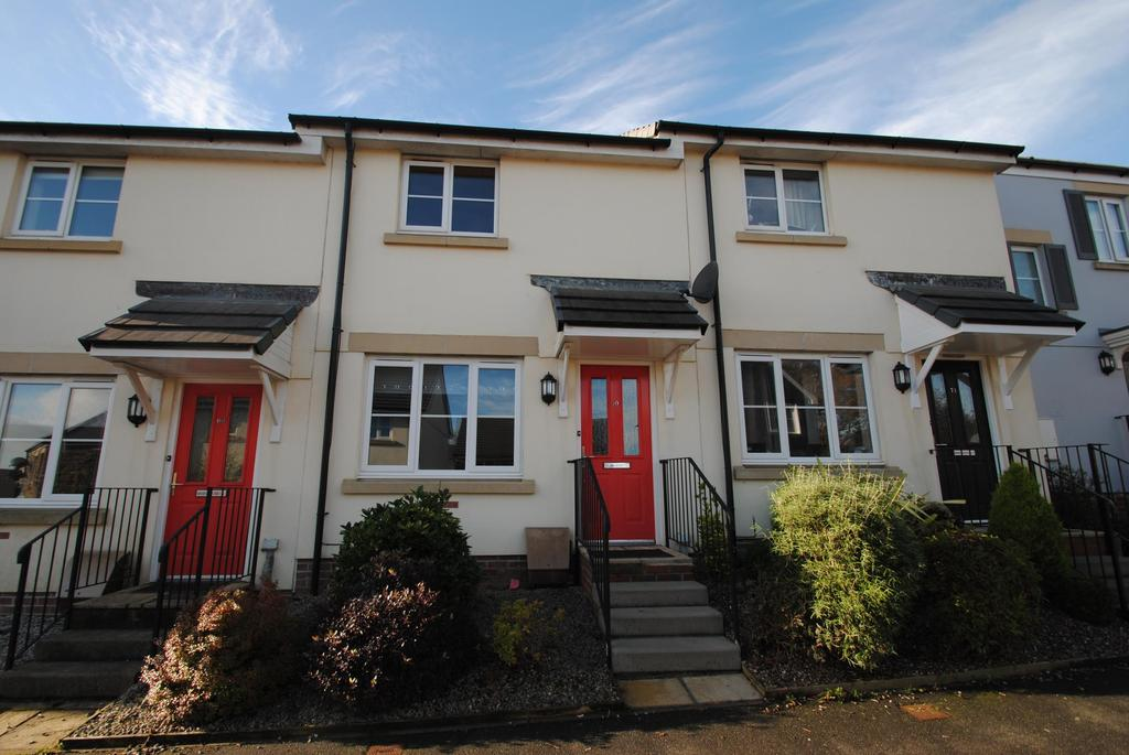 2 Bedrooms Terraced House for sale in Kit Hill View, Launceston