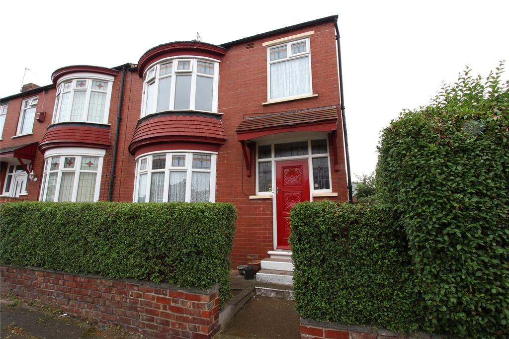 3 Bedrooms End Of Terrace House for sale in Westbourne Road, Linthorpe