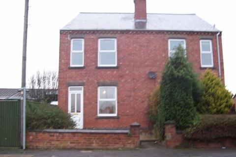 3 bedroom semi-detached house to rent - The Delves, Swanwick, Alfreton, Derbyshire. DE55 1AR