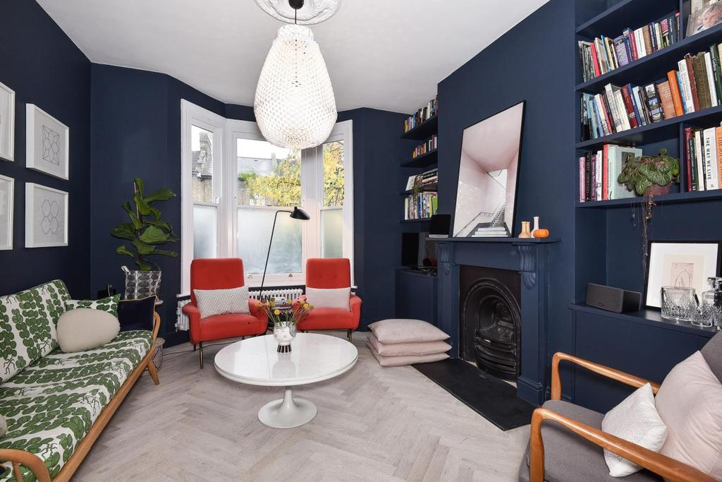 2 Bedrooms Flat for sale in Crawthew Grove, East Dulwich
