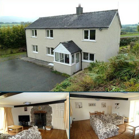 3 bedroom detached house to rent - Llanfaes, Brecon, Powys.