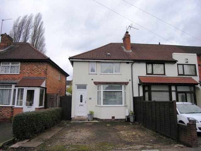 3 Bedrooms End Of Terrace House for sale in Birdbrook Road,Great Barr,Birmingham