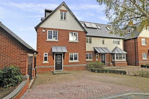 5 bedroom semi-detached house for sale - Vicarage Road, Old Moulsham