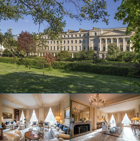 1 bedroom flat for sale - York Terrace West, Regent's Park, London, NW1