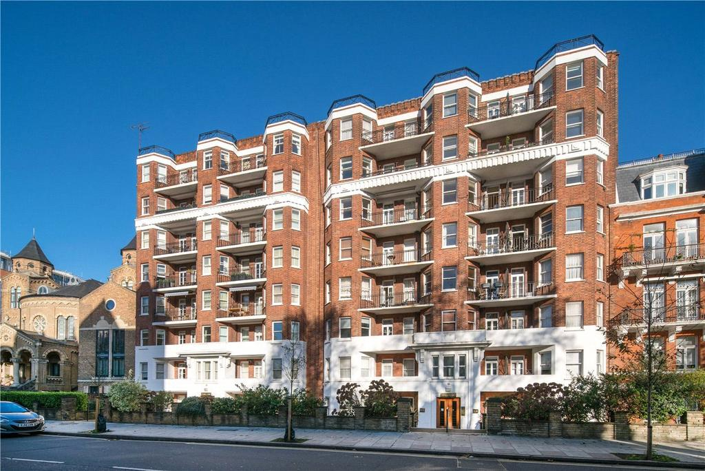 4 Bedrooms Flat for sale in Neville Court, Abbey Road, London, NW8
