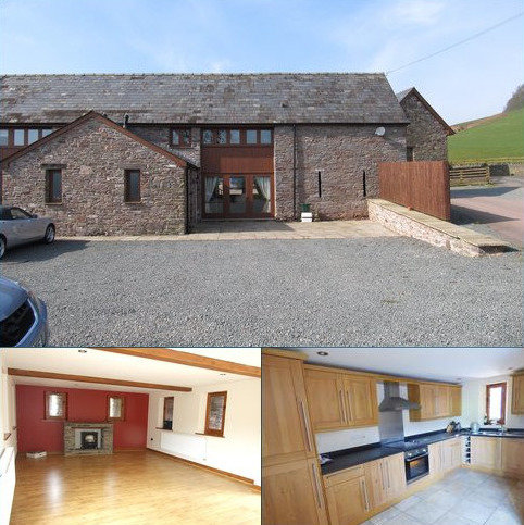 3 bedroom semi-detached house to rent - Merthyr Cynog, Brecon, Powys
