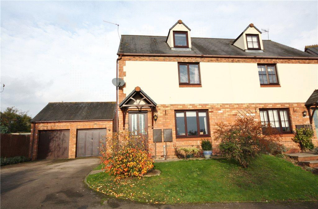 3 Bedrooms Semi Detached House for sale in Hospital Lane, Powick, Worcester, Worcestershire, WR2