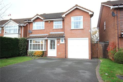 4 bedroom detached house for sale - Winthorpe Drive, Solihull, West Midlands, B91
