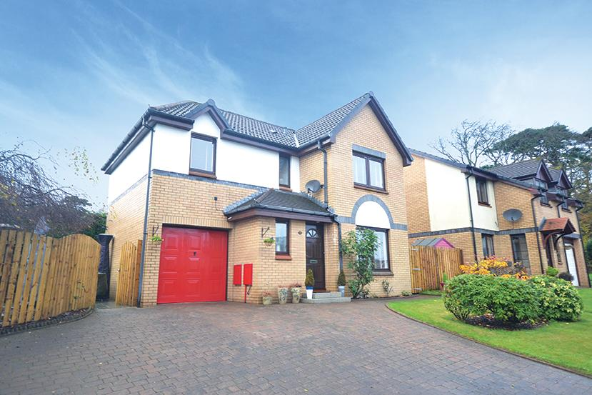 3 Bedrooms Detached Villa House for sale in 29 Maple Drive, Ayr, KA7 3QP