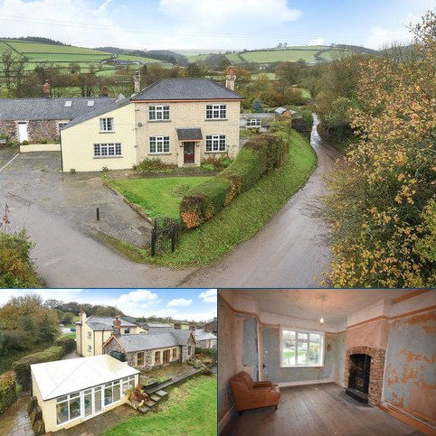 4 bedroom house for sale - Molland, South Molton, Devon, EX36