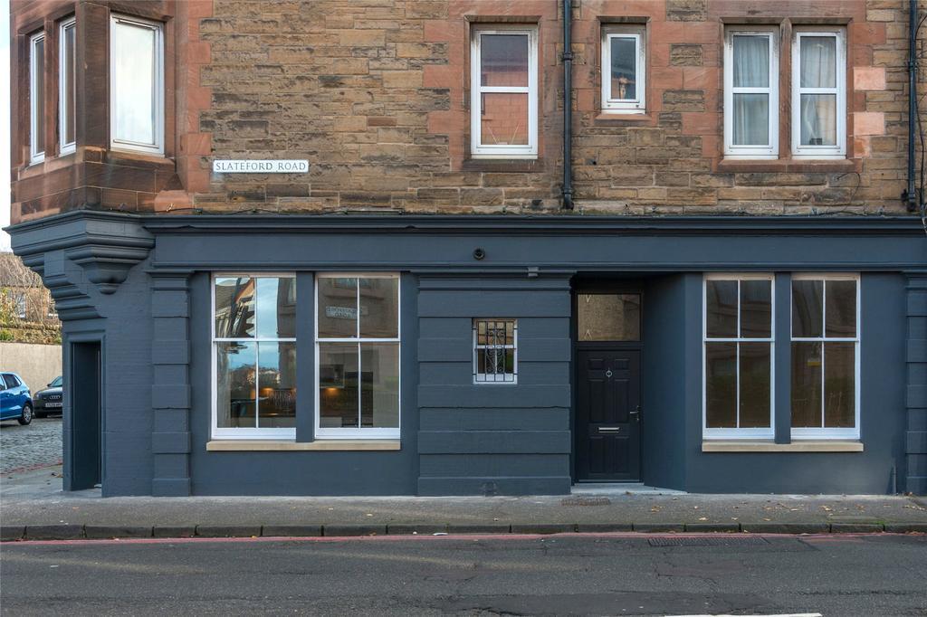 1 Bedroom Apartment Flat for sale in Slateford Road, Edinburgh, Midlothian