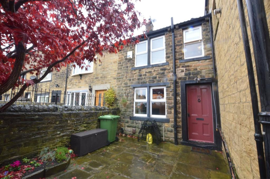 3 Bedrooms Terraced House for sale in Lane End, Pudsey, West Yorkshire